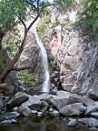 Lemmon Creek Waterfall Camp - photo by Scott taken May, 2009